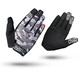 GripGrab Rebel Long Cycling Gloves Grey Camo